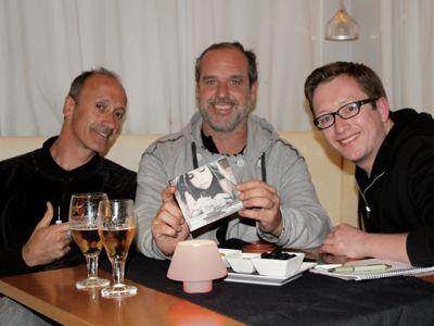 David Phillips, Düsi und Georg