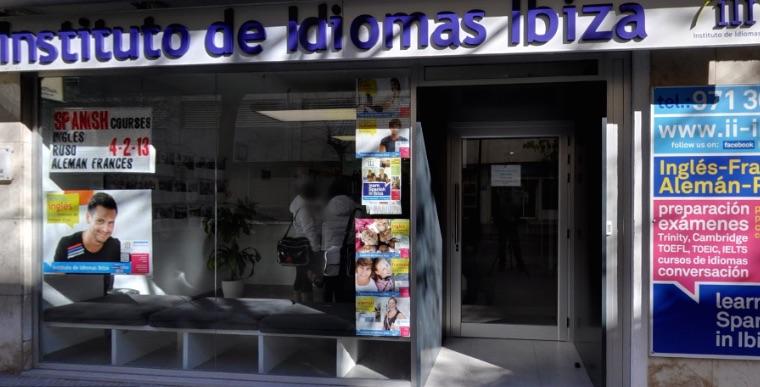 Sprachschule auf Ibiza