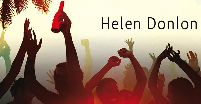 Das Cover vom neuen Buch Partyinsel Ibiza