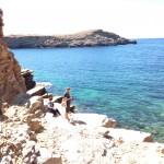 Die felsige Punta Sa Galera