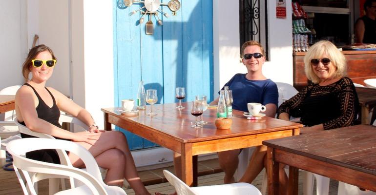Ibiza People Silvia Schwalm