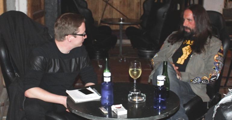 Stephan Weidner im Interview