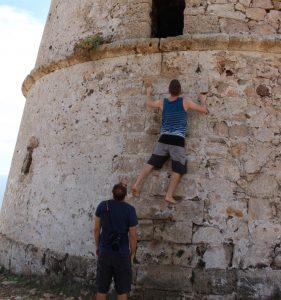 Torre de Barbaria