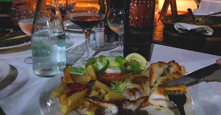 Fischrestaurants auf Formentera