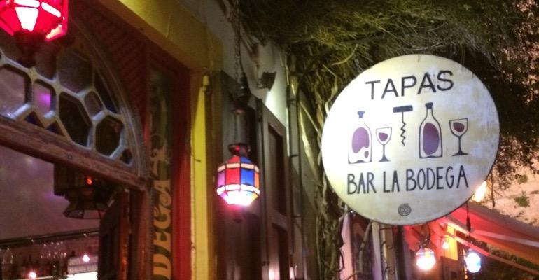 La Bodega Ibiza Tapas Bar Eivissa