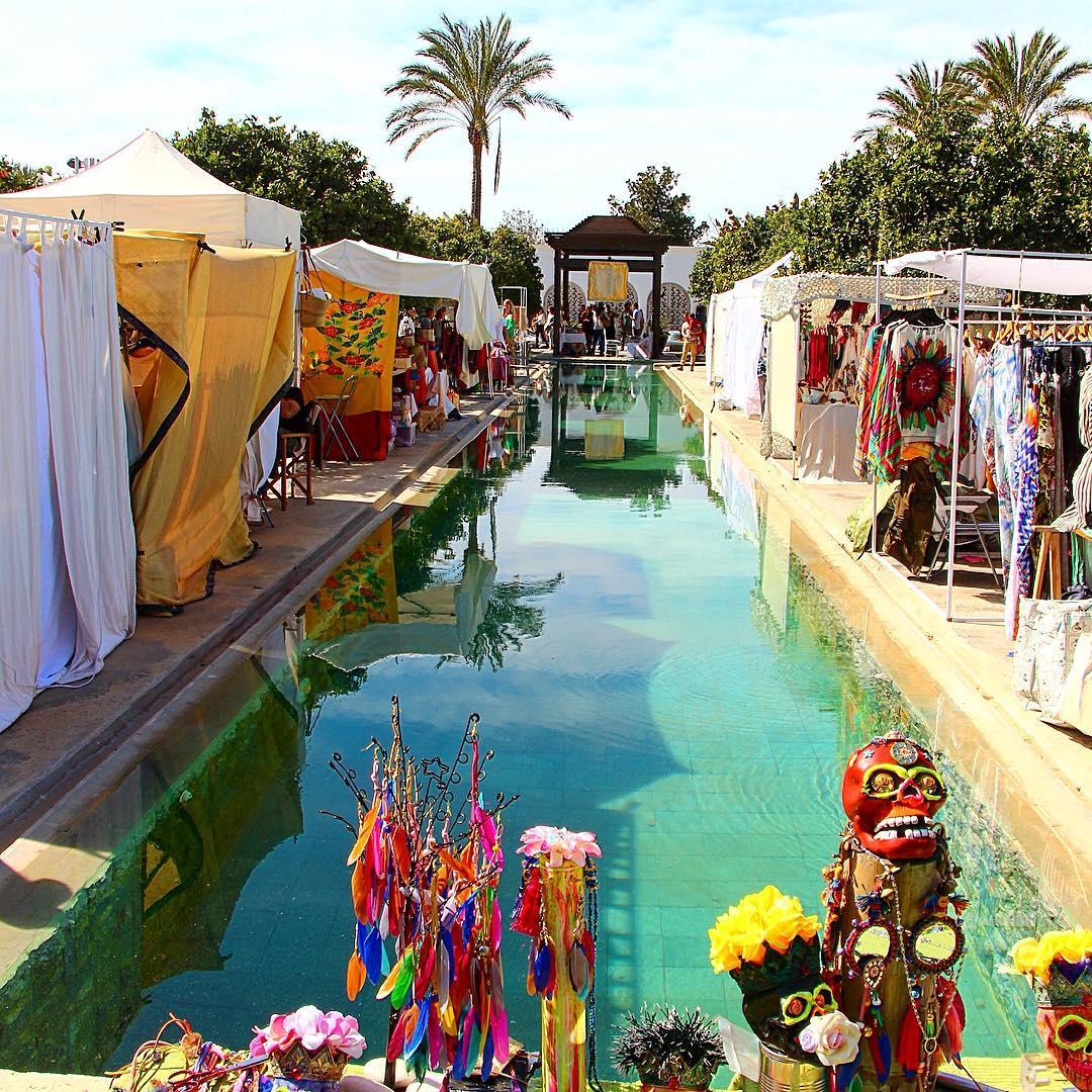 Best place for an Ibiza chillout day: Agroturismo Atzaró 😎 #ibiza #chillout #atzaro #agroturismo #spain #relax #garden #picoftheday #islasbaleares #ibiza2017 #islandlife #palmtree #colourful #ibizadiary, Agroturismo ATZARO ibiza