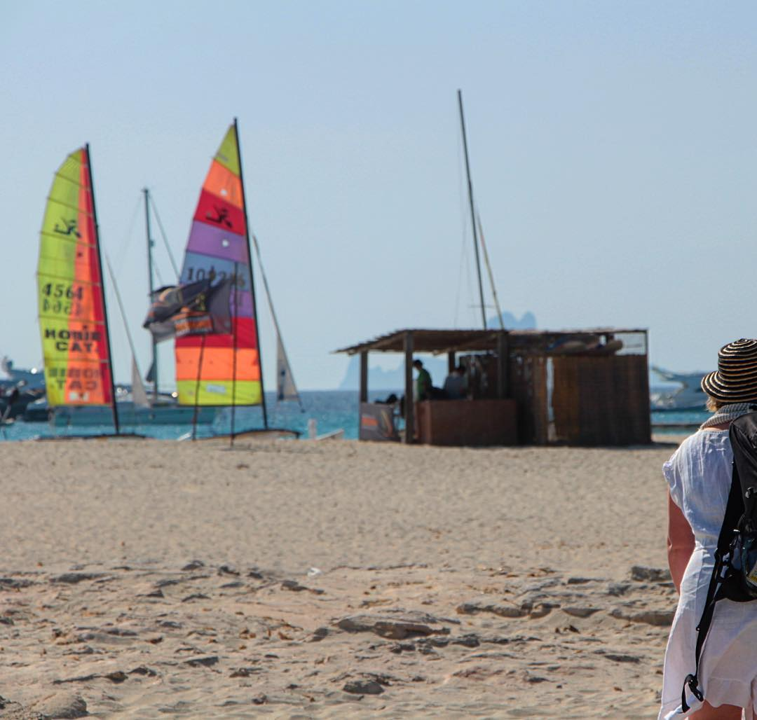 Fancy doing a trip to the most beautiful beaches? Let's visit Formentera ⛵️⚓️ #beach #playa #beauty #baleares #beachlife #sailing #surfing #formenteralovers #formentera #ibiza #igersbaleares #travel #spain #sand #ocean #relax #ibizadiary, Illetas (FORMENTERA)
