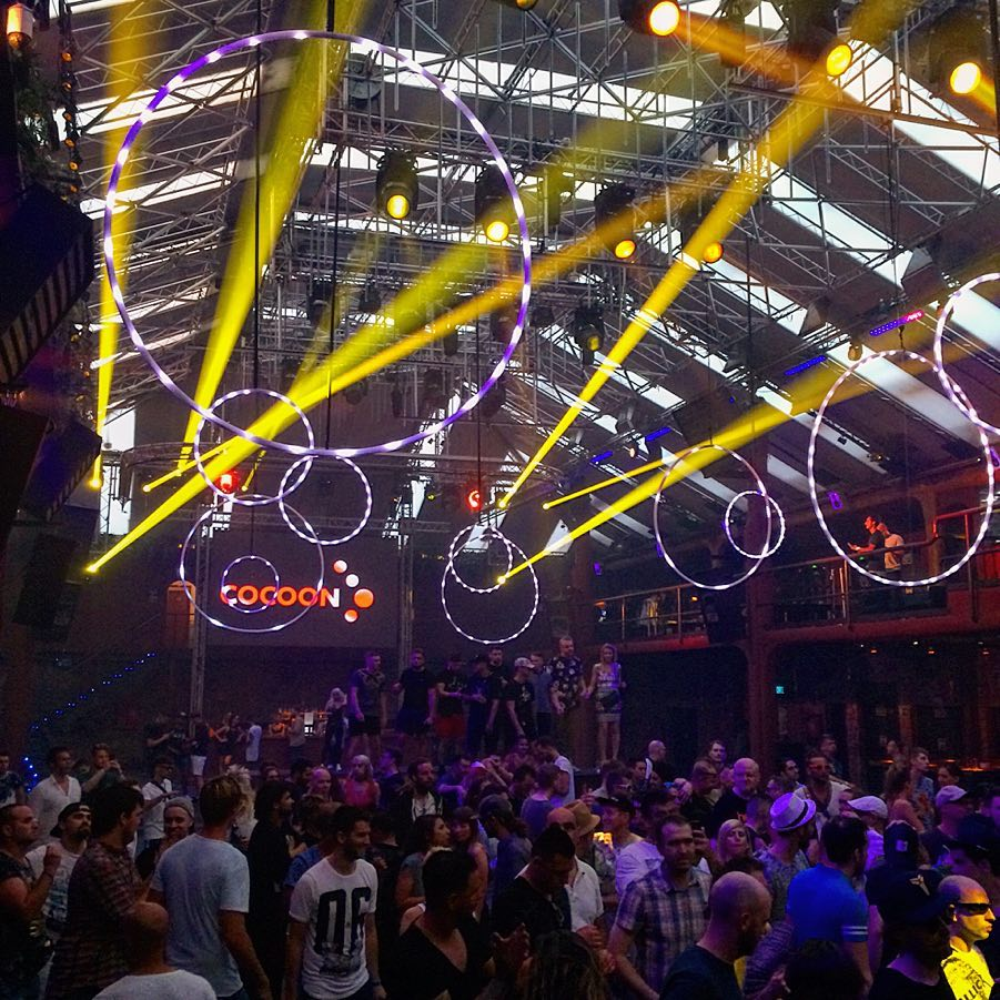 Mondays are Cocoondays on Ibiza 🎉🔈 #monday #cocoon #ibiza #amnesia #dance #fiesta #svenväth #cocoonibiza #techno #goodtime #ibiza2017 #rave #dj #nightlife #daylight #people #instadaily #igersibiza #ibz #ibizadiary, Amnesia Ibiza