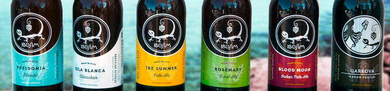 Craft Beer auf Ibiza Sorten