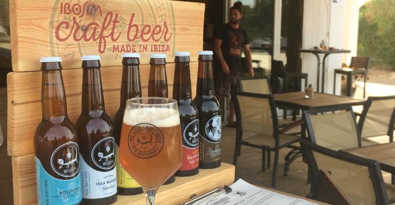 Craft Beer auf Ibiza im Ibosim Brewhouse