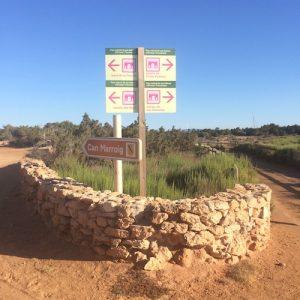Wandern auf Formentera