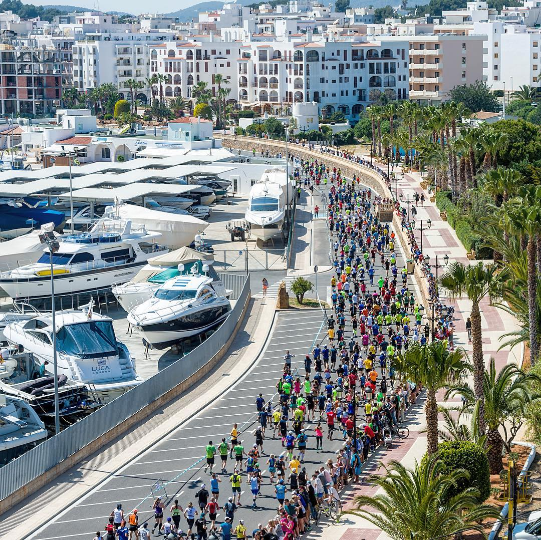 The excitement is becoming bigger and bigger! Only two months until we'll be part of the Ibiza Marathon competition on the 7th of April 🏃🏻‍♂️🏃🏽‍♀️ #ibizamarathon @ibizamarathon #ibizamarathon2018 #ibiza #running #instarun #instasport #training #santaeularia #sport  #ibiza2018 #igersibiza #baleares #ibizadiary, Santa Eulalia Del Río, Islas Baleares, Spain