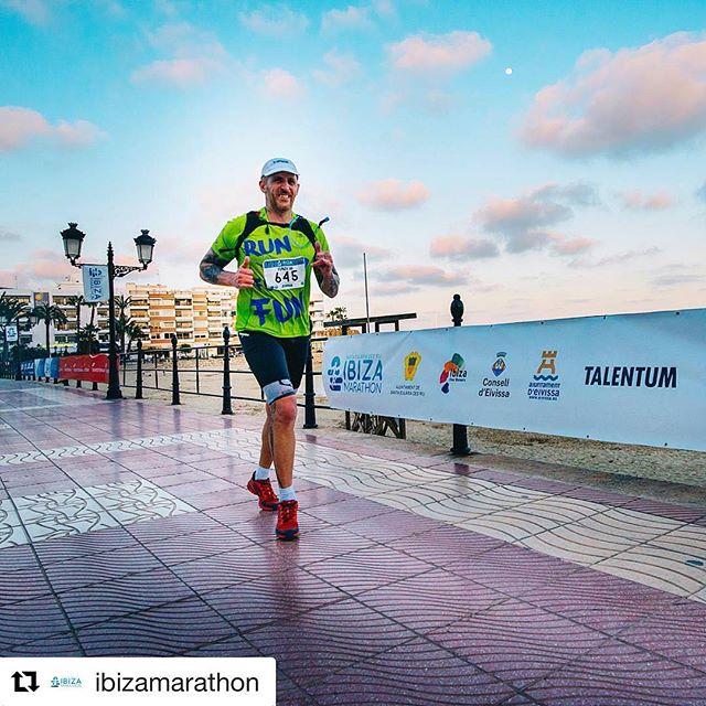 Only two weeks to go until @ibizamarathon! Preparations are in full swing 🏃🏽♀️🏃🏻♂️ #ibizamarathon #instasports #sport #running #training #ibiza2018 #baleares #spain #igersibiza #seaview #sunday #goodtimes #instagood #blogger #ibizadiary, Santa Eularia, Ibiza