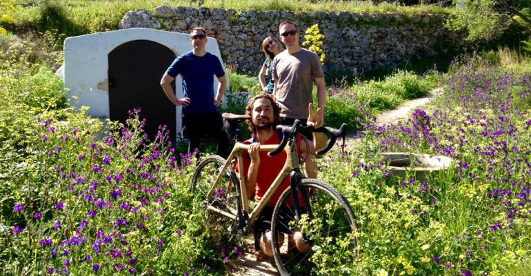 Fahrradtour auf Ibiza mit CanGato