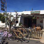 Fahrräder vor Cas Camaner