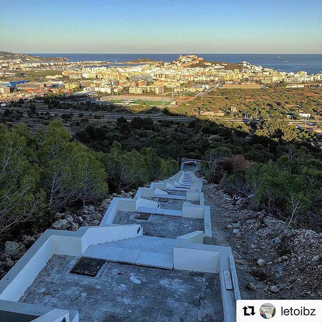"New spot on our ""to visit-list"" on a hiking tour. Thanks to @letoibz for the nice picture of this place!  #repost #photography #ibiza #niceview #ibiza2018 #forest #hill #nature #specialplace #thanks #instatravel #letoibz #spain #baleares #bucketlist #ibizadiary #hiking #instahike, Ibiza, Spain"