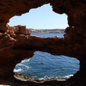 Cova de Llevant Höhle