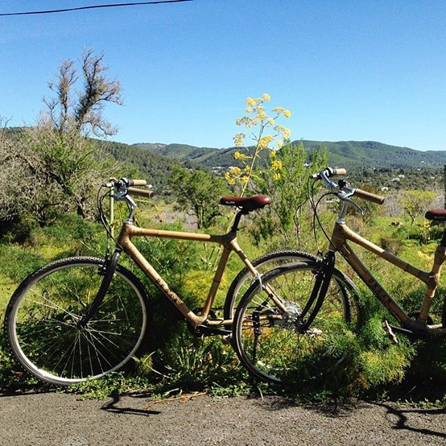 Great way to explore the island! Thanks to @cangatoibiza for showing us the backcountry on his phantastic @urbambikes 🚴‍♂️ #biketour #ibiza #bamboo #cangato 🌴 #backcountry #instablog #bloggers #nature #baleares #ibizadiary #ibizatour #ibizaoutdoor #travel #holiday #instatravel, Cuadras Sa Rota