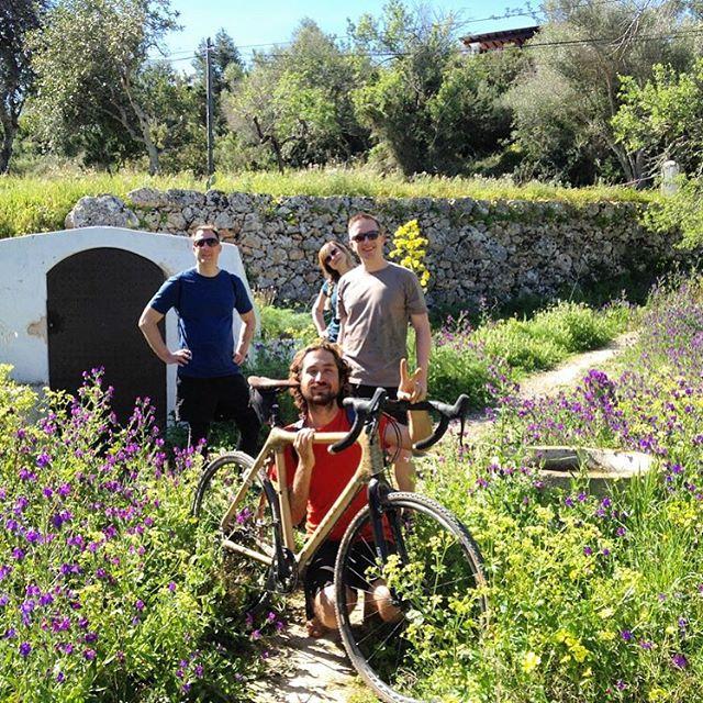 Bike tour with @cangatoibiza through the campo to font d'atzaró 🚲💧🐢🌼🌱 #ibiza #ibizadiary #ibiza2018 #bikingibiza #bikeibiza #ibizabiketours #loveibiza #ibizacampo #ibizanature #ibizaplants #greenibiza #loveibiza❤️ #cangatoibiza #fontdatzaro #atzaro, Atzaro Ibiza