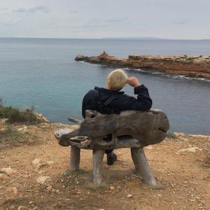 Wanderung Cap Martinet