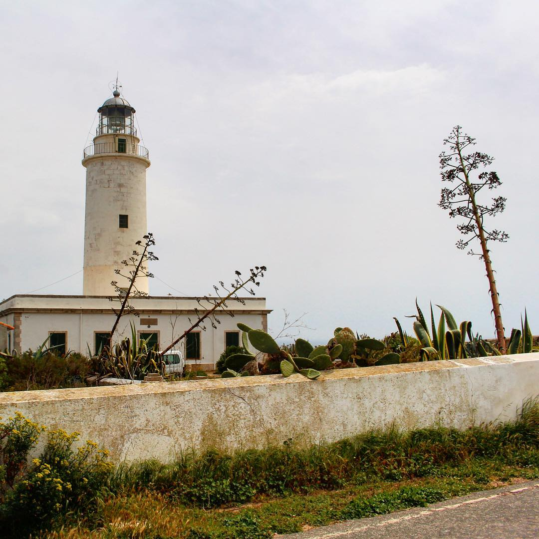 When on Formentera  Check our the most eastern, and also highest place of the island! #farodelamola #formentera #baleares #lighthouse #faro #goodplace ✅ #igersformentera #formenteralovers #travelblogger #ibizadiary, La Mola Lighthouse