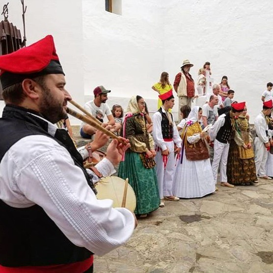 This weekend it's time for the Sant Joan celebrations on Ibiza! Thanks to @formenterer for the nice picture from the village of Sant Joan 💃🌞 #santjoan #joan #fiesta #domingo #ibiza #ibiza2019 #baleares #tradition #dance #bailar @ibiza @santjoanciutadella #verano #summer #fun #instaibiza #fiestaibiza #ibizadiary, Sant Joan de Labritja