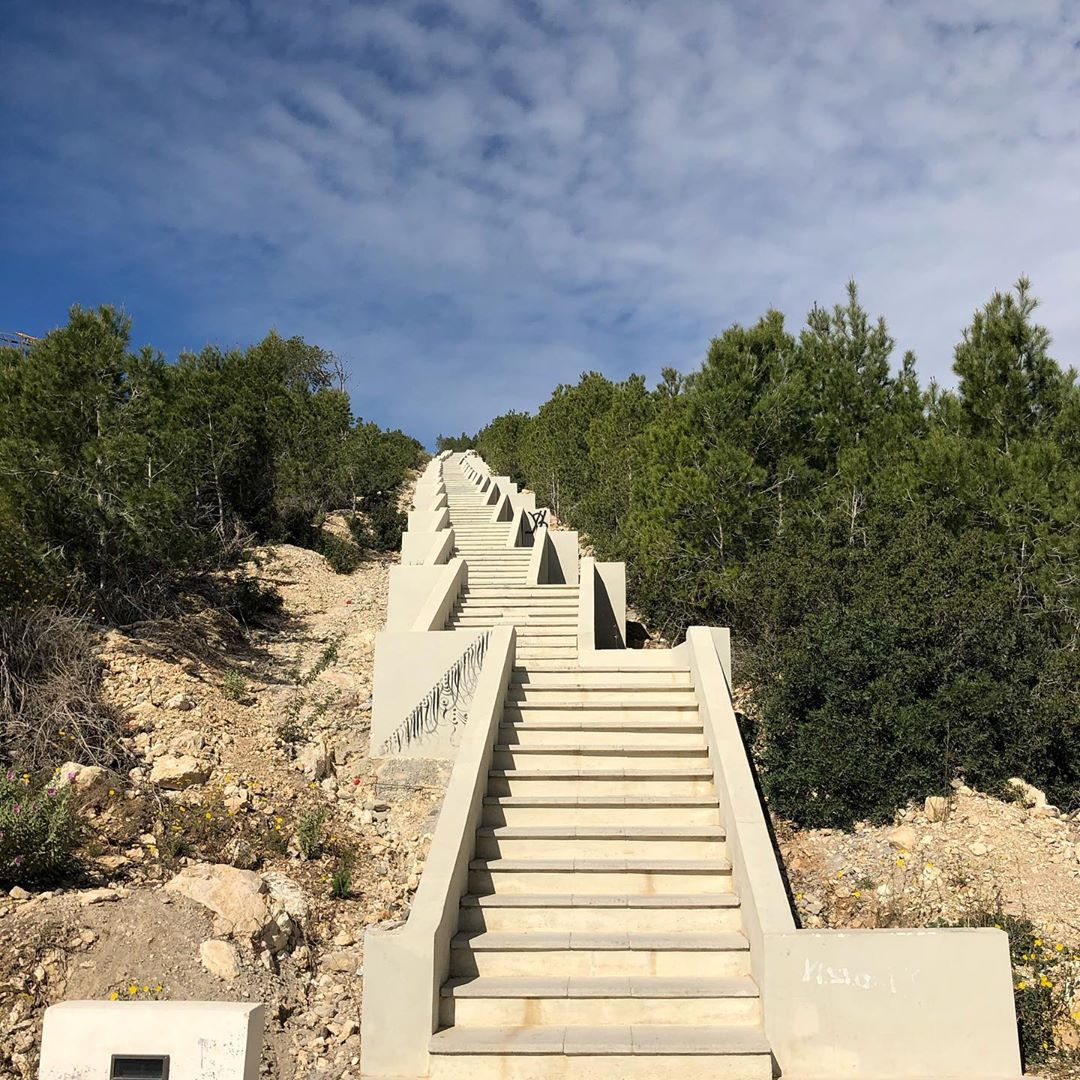 Stairway to heaven in the middle of Ibiza!! Do you know the number of stairs, that lead up the hill? We know now, after climbing up each of them 🤣 #challenge #stairway #stairwayibiza #stairwaytoheaven #specialplaces #ibizasecrets #eivissa #goodplace #secretplace #instaibiza #blogger #travelblogger #reiseblogger #urlaub #2020 #ibizadiary *********** If you're interested in places like that on the beautiful island of Ibiza, feel free to send a message! 🙏🏻, Eivissa Isla Baleares – España